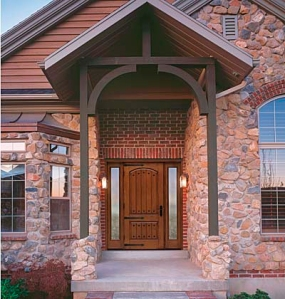 Front Door on Improve Your Home With A New Front Door      Flooring Designs Blog